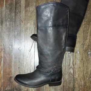 Women's Frye 5.5 B Riding Boots Melissa NWD